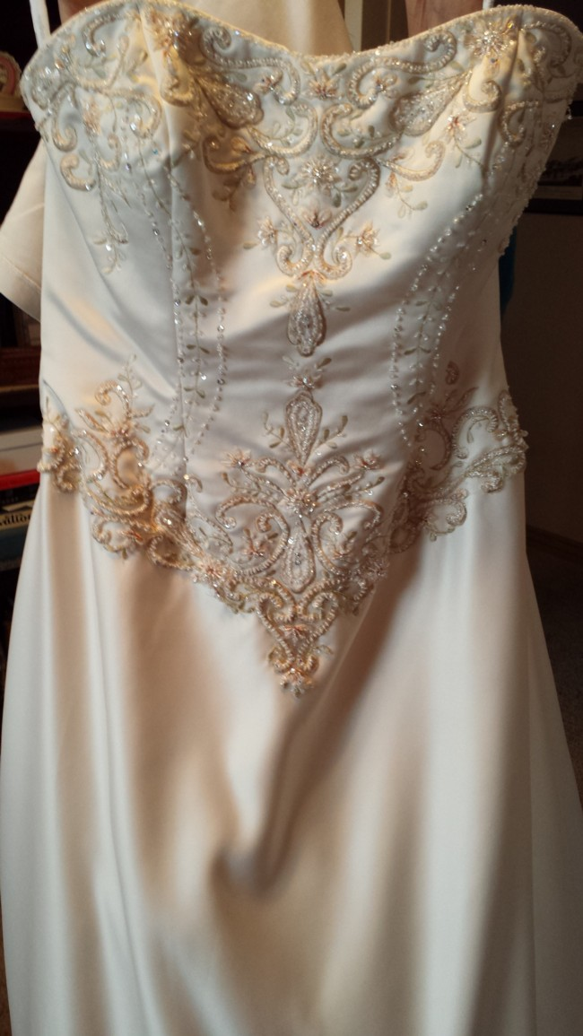 Alfred angelo second hand wedding dress on sale 79 off for Second hand wedding dresses for sale