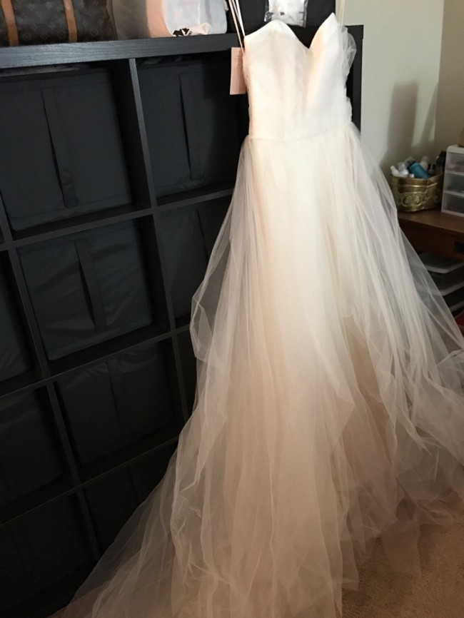 Hayley Paige Bellacandi New Wedding Dress On Sale 58 Off
