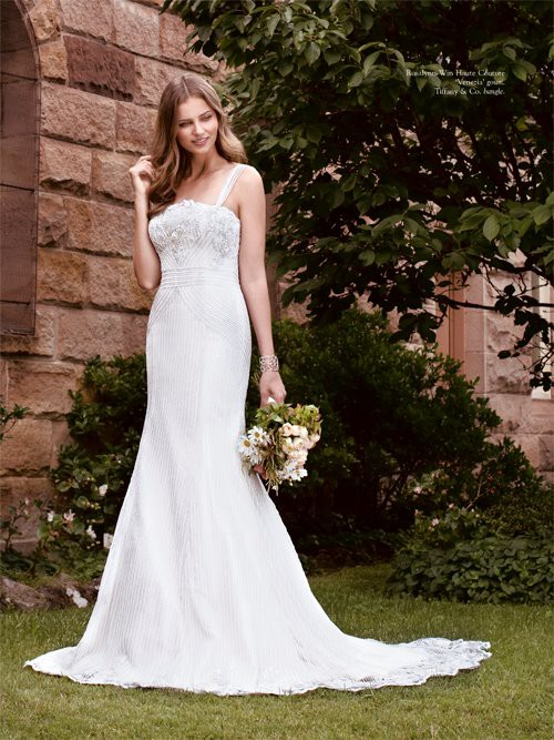 Rosalynn Win Haute Couture, Venezia gown