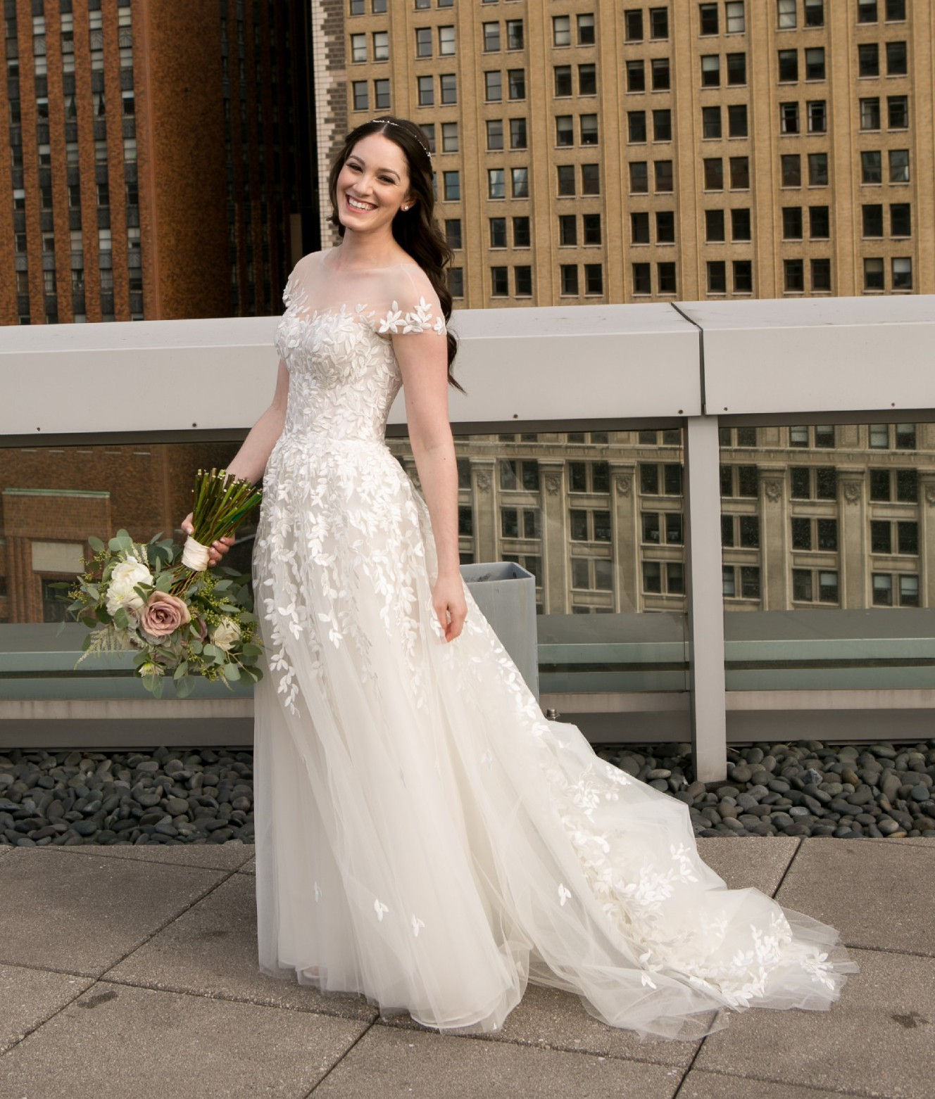Mira Zwillinger Charlie Gown