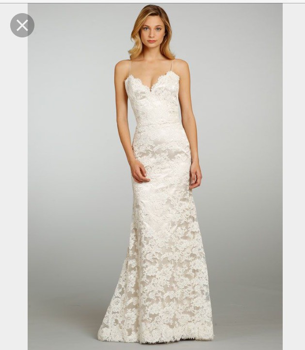 Jim Hjelm Wedding Dress On Sale Off