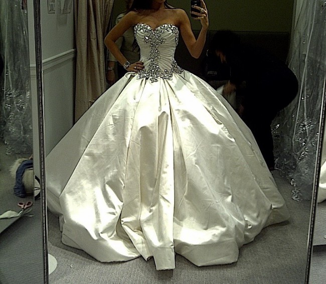 Pnina tornai 4019 used wedding dresses stillwhite pnina tornai 4019 junglespirit Images