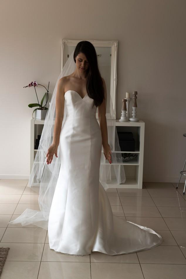 Allure Romance 3000 New Wedding Dress on Sale 44% Off