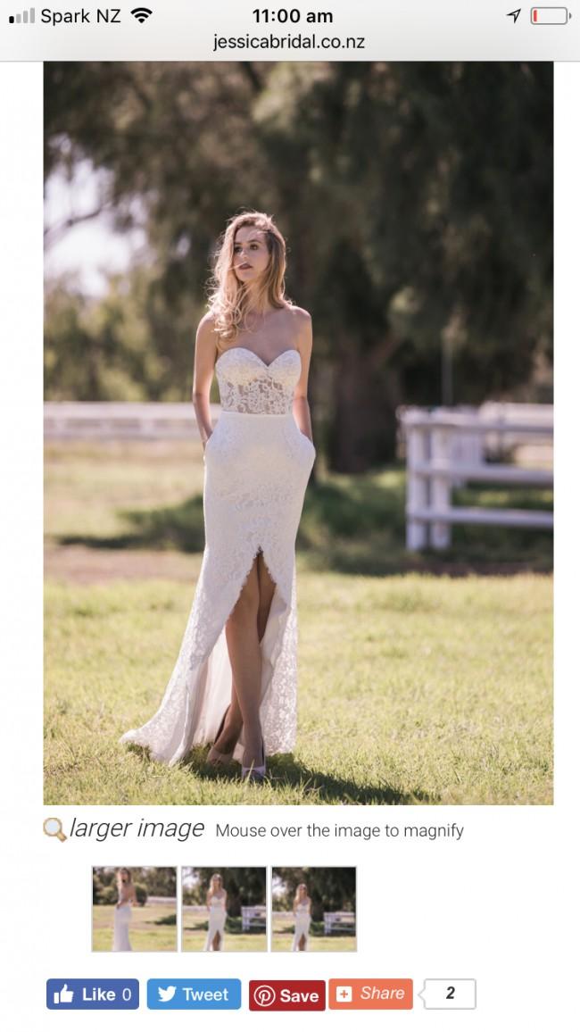 Cizzy Bridal, Mermaid