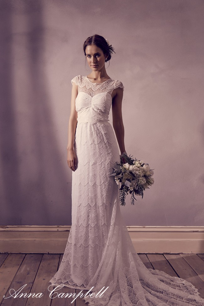 Anna campbell isobelle preowned wedding dress on sale 52 off for Anna campbell wedding dress for sale