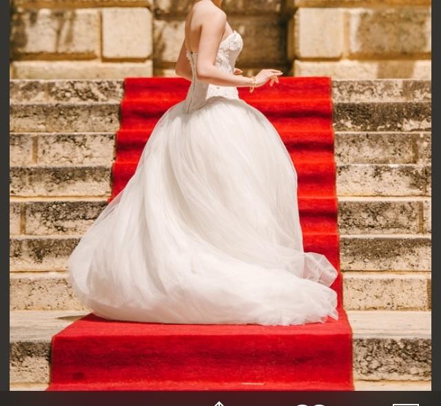 Vera wang vw351027 second hand wedding dress on sale 50 off for Second hand vera wang wedding dress