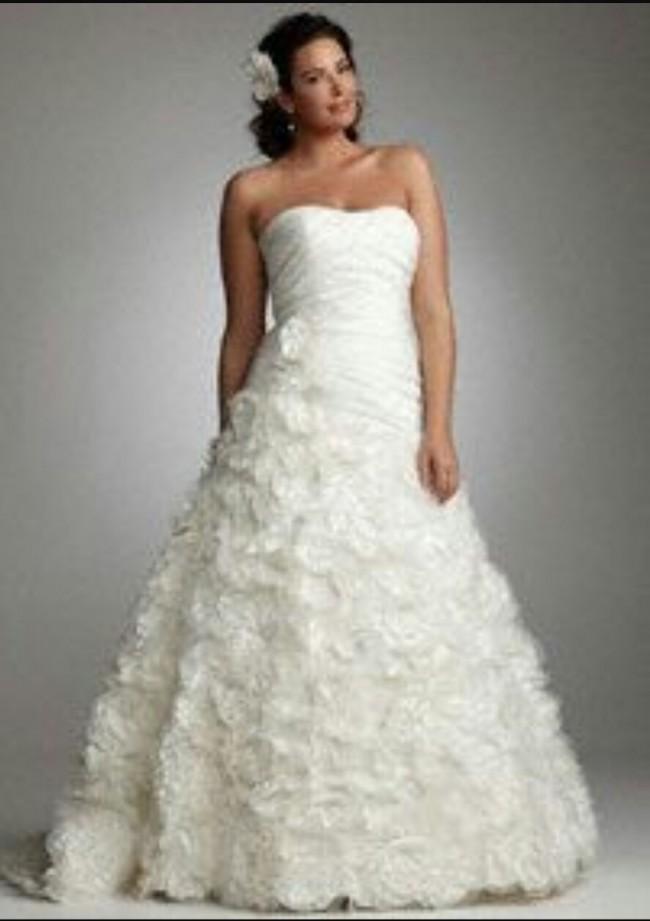 Davids bridal galina signature sv415 wedding dress on sale 67 off davids bridal galina signature sv415 junglespirit Gallery