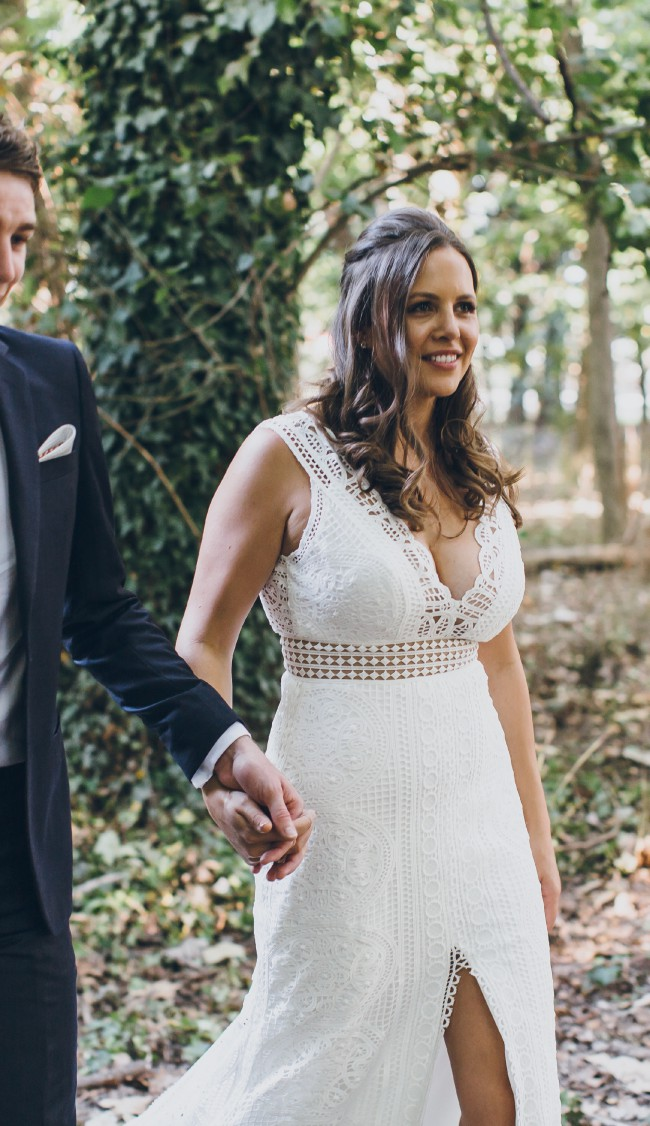 Jane Hill Eden Preowned Wedding Dress On Sale 45 Off