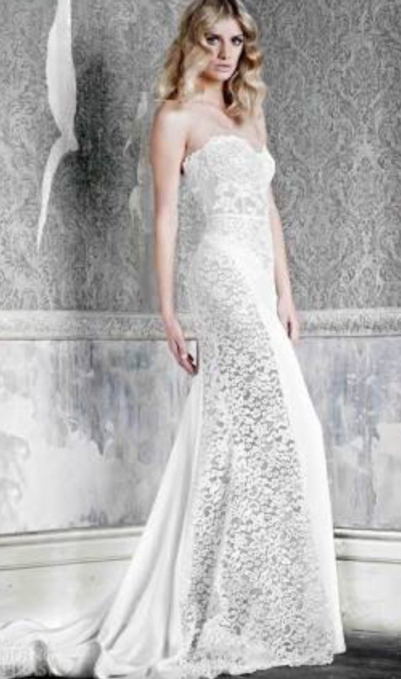 Pallas Couture Emmie Wedding Dress On Sale 78 Off
