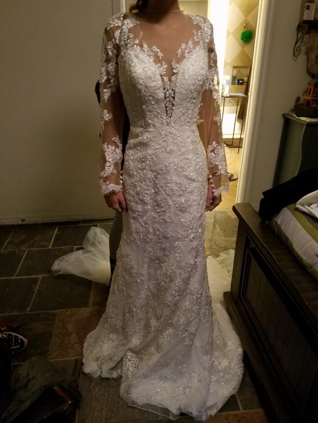 Galina signature swg727 new wedding dresses stillwhite galina signature swg727 junglespirit Image collections