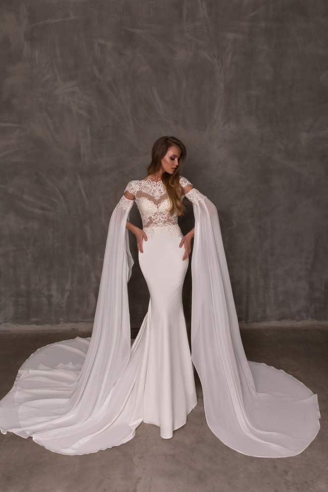 Eva Lendel Sanita - Second Hand Wedding Dresses - Stillwhite