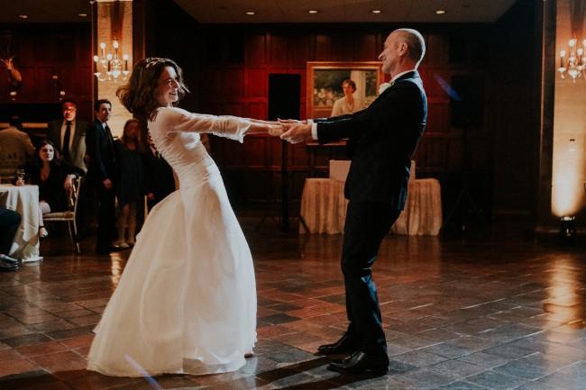 Le Spose Di Gio Bateau A-Line Gown In Chiffon, 32899510