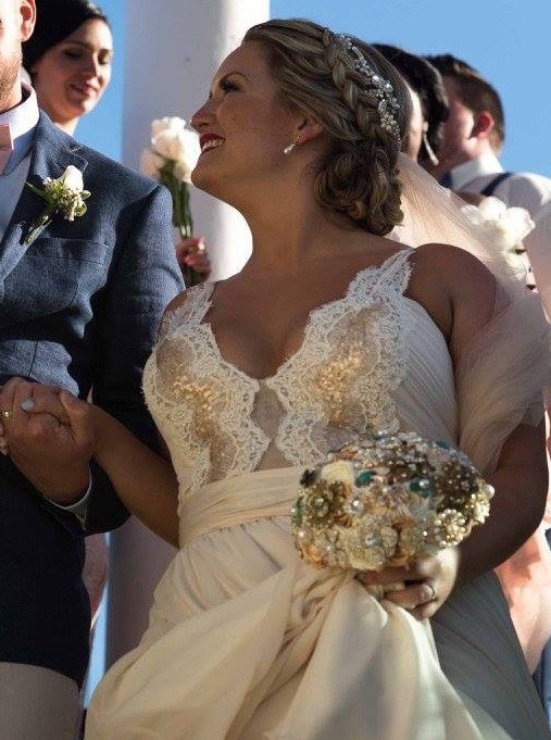 Truvelle nicolet second hand wedding dress on sale 58 off for Second hand wedding dresses san diego