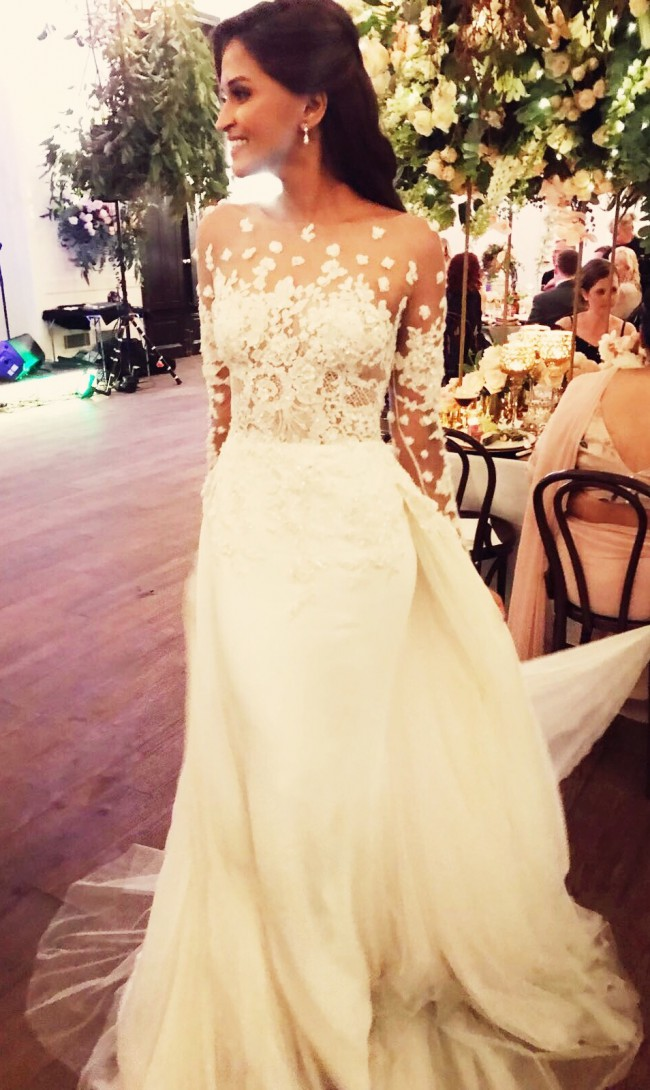 Zuhair Murad Dorothy Spring 2018 Collection Second Hand Wedding ...