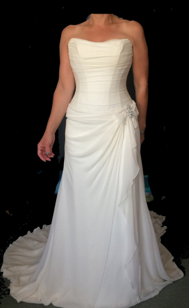 Suzanne Neville, Forever from her 2012 Collection