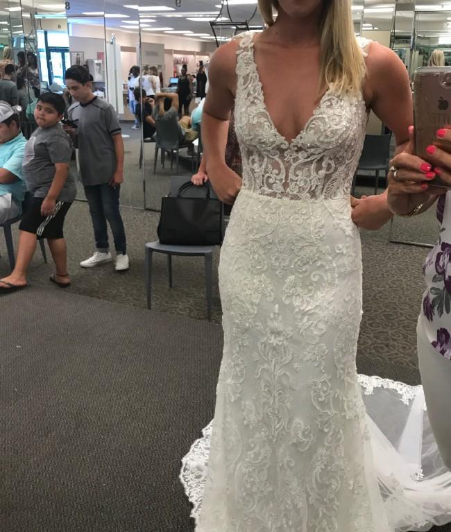 Galina signature swg772 new wedding dresses stillwhite galina signature swg772 junglespirit Image collections