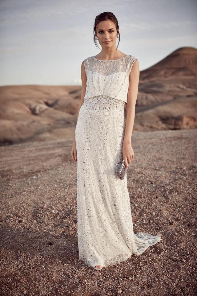 Phase Eight Hope Wedding Dress On Sale 24 Off