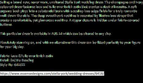 Stella York, 6418 zz