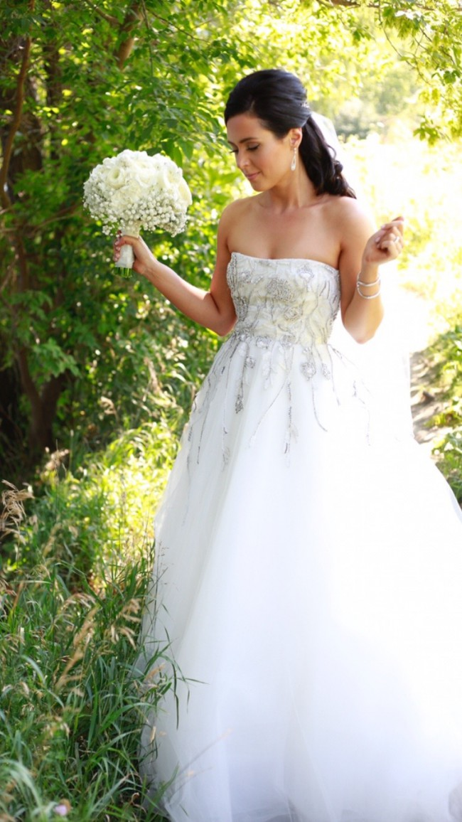 Marchesa second hand wedding dress on sale 86 off for Marchesa wedding dress sale