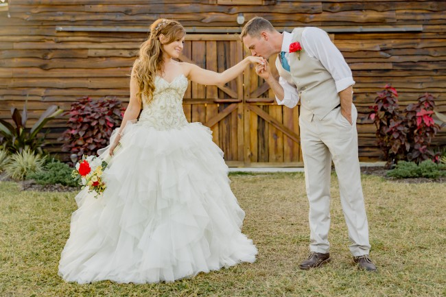 Maggie Sottero, Castalia Ball Gown