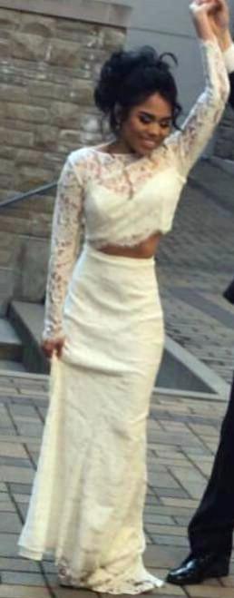 Theia Couture, Top ADA, bottom INEZ