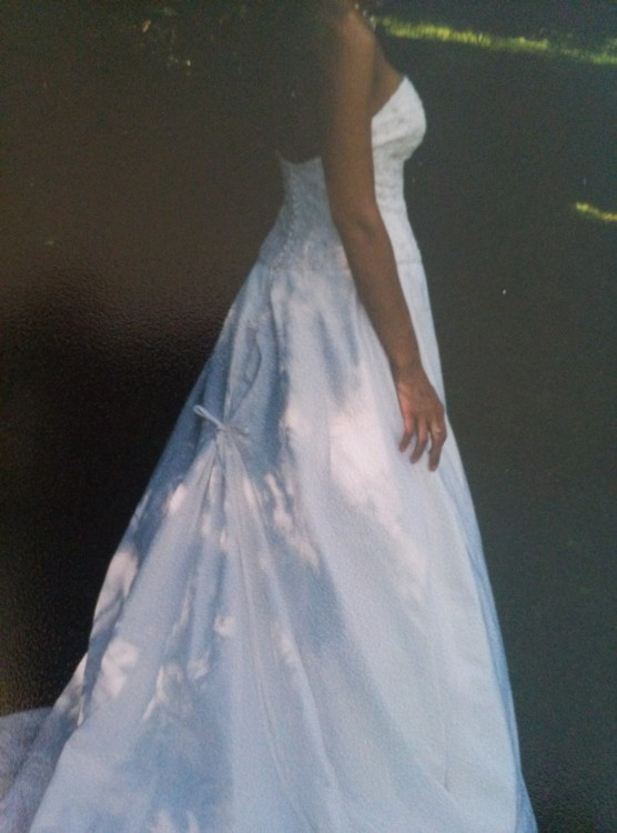 Lazaro 3151 Preowned Wedding Dress On Sale 85 Off