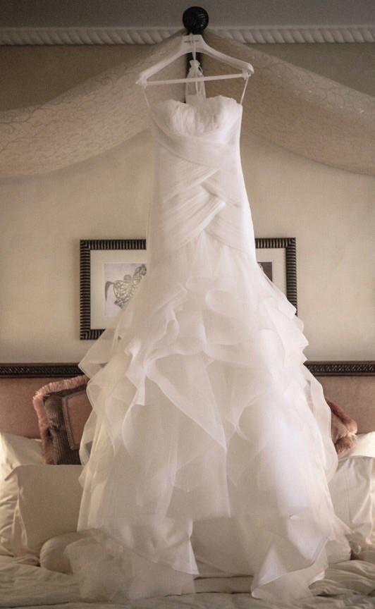 Pronovias Ledurne 2015 Dreams Collection Used Wedding