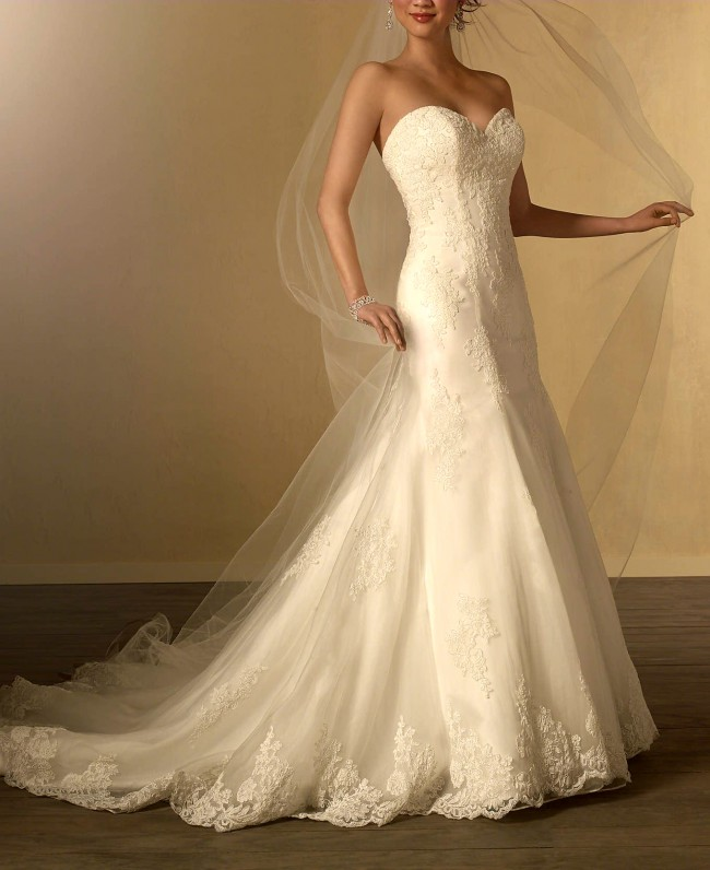 Alfred Angelo, Style 2438