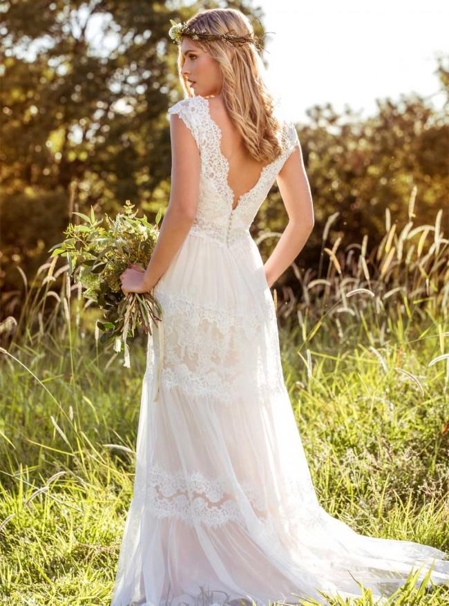 Mia Solano Lucinda Preloved Wedding Dress On Sale 52% Off - Stillwhite