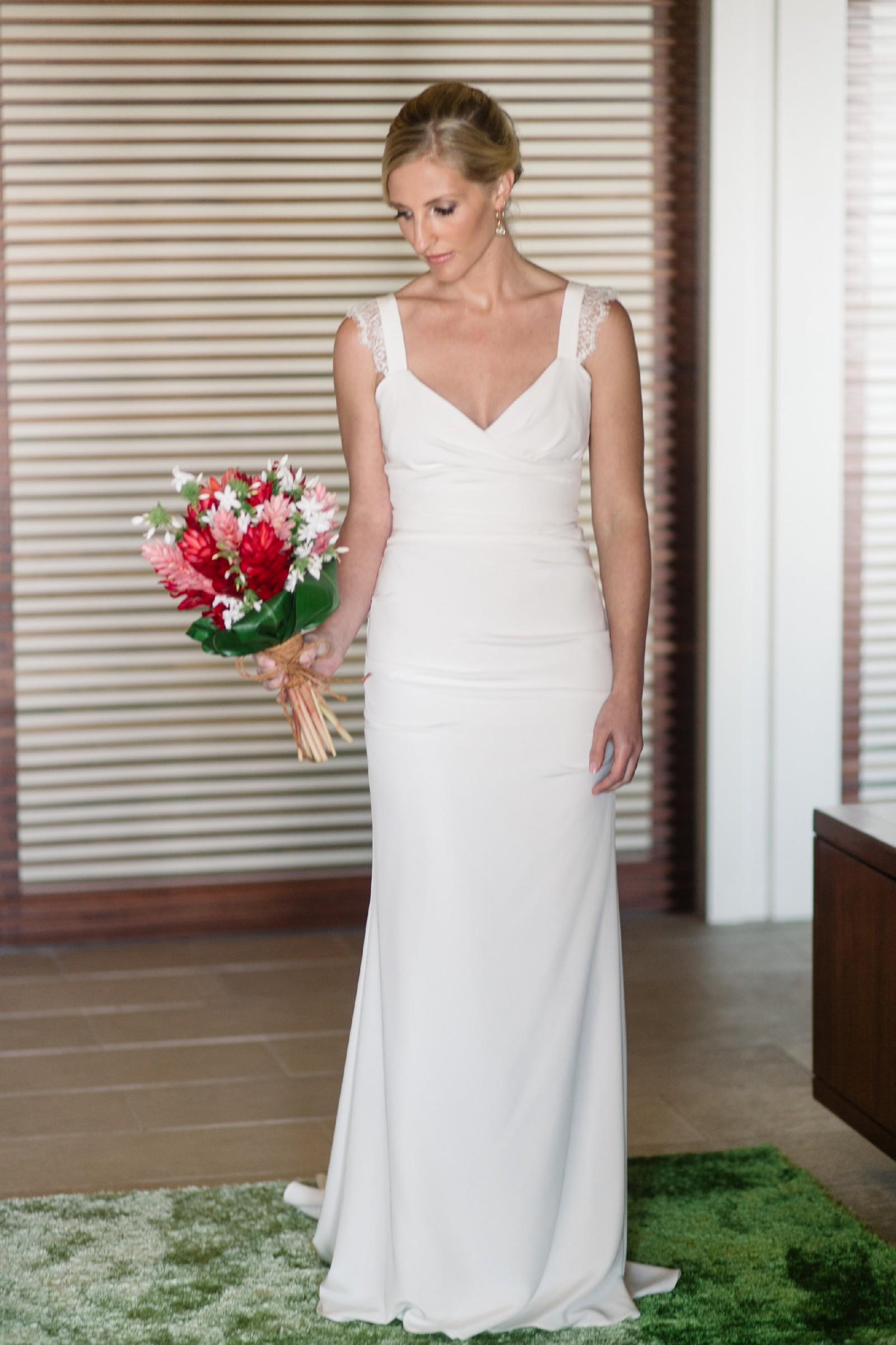 Nicole Miller Alexis Wedding Dress On Sale 50 Off