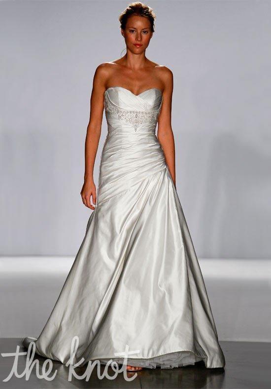 Priscilla of Boston PD 4119 Wedding Dress on Sale 80 Off