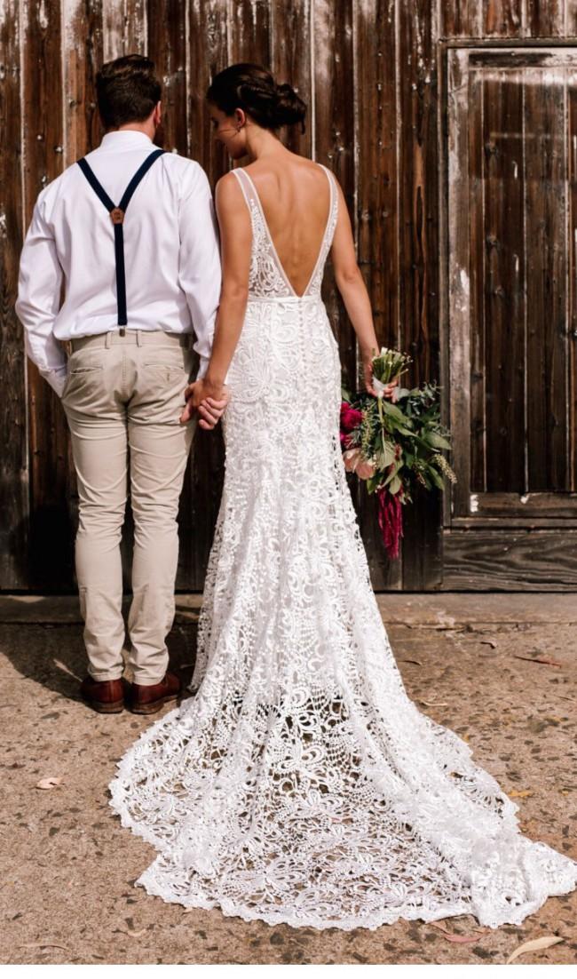 Made with love sasha new wedding dresses stillwhite for Made with love wedding dresses