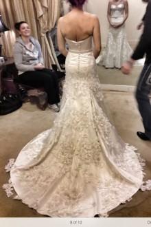 Elie Saab Wedding Dresses On Still White Louise Preownedweddingdresses