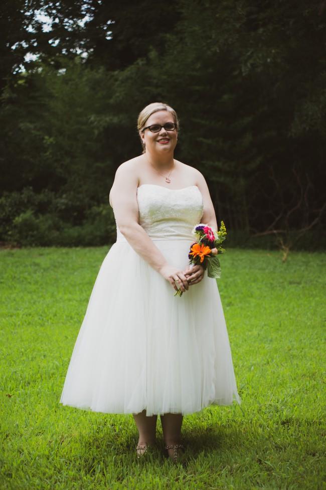 David\'s Bridal Preowned Wedding Dress on Sale 46% Off - Stillwhite