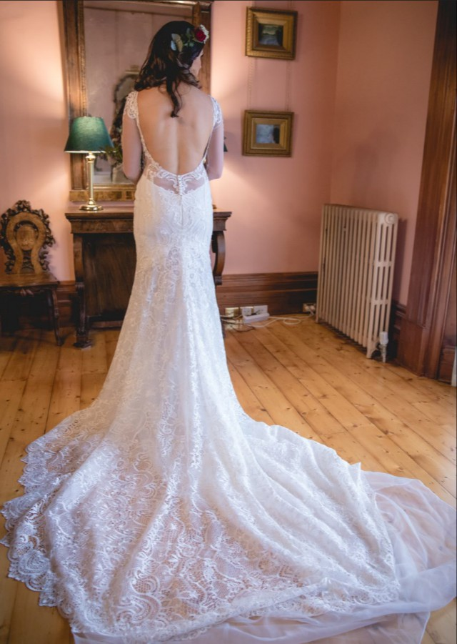 Made with love danni used wedding dresses stillwhite for Made with love wedding dresses