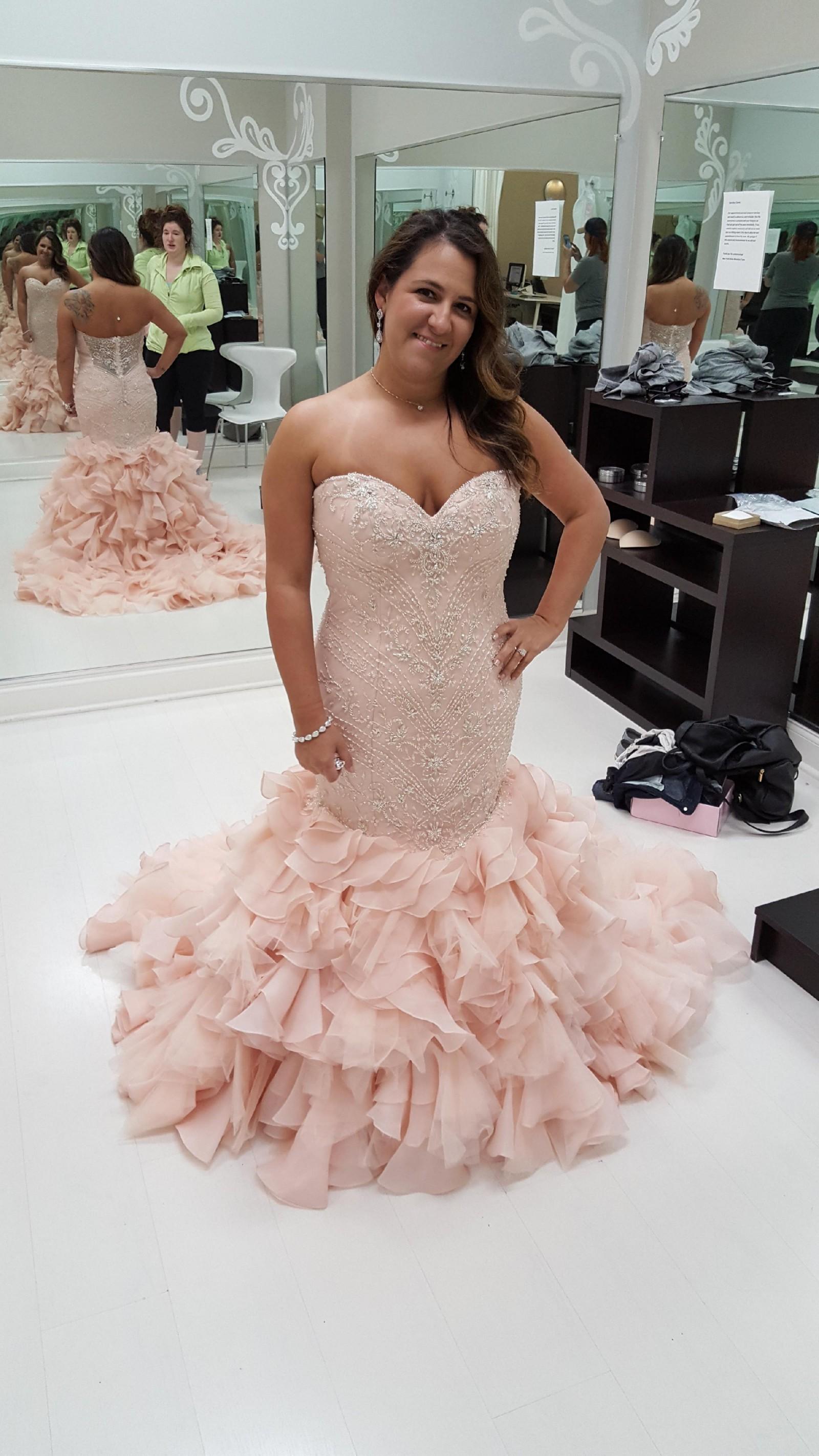 Maggie Sottero SERENCIA - Used Wedding Dresses - Stillwhite