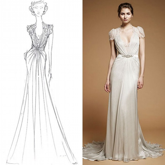 Henry Roth Second Hand Wedding Dress On Sale 82 Off: Jenny Packham Aspen Second Hand Wedding Dress On Sale