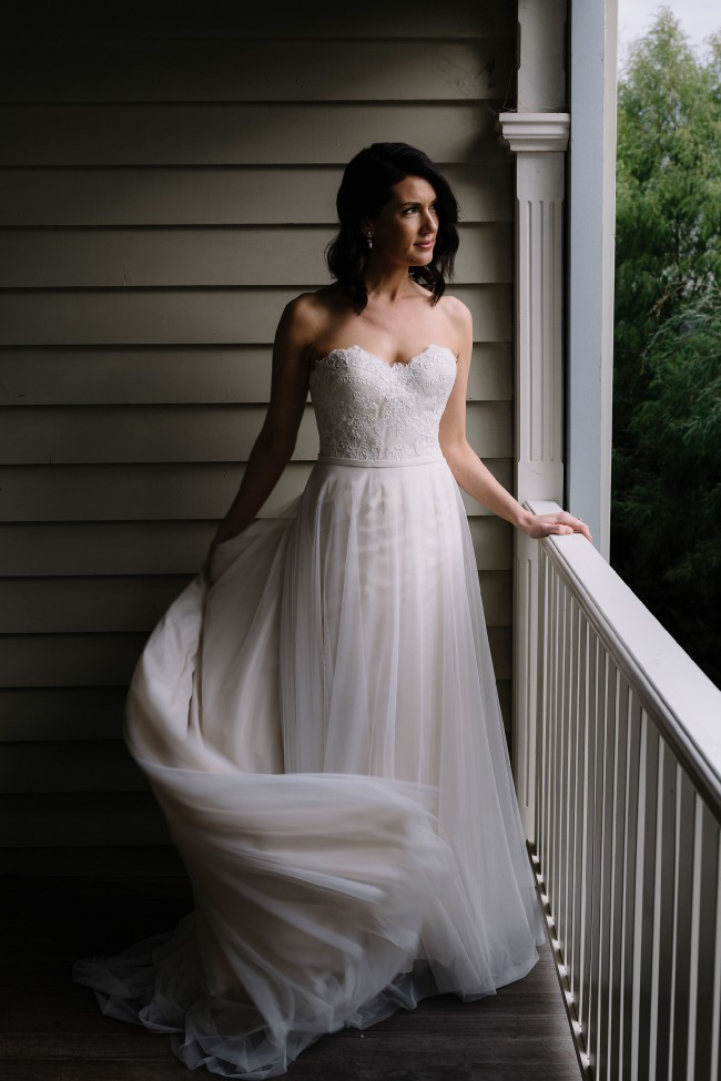 Suzanne Harward Couture 019 Sample Sale Used Wedding Dress On Sale