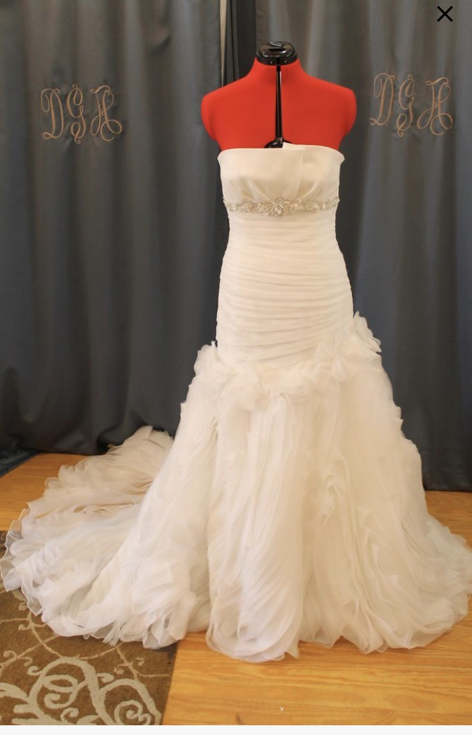 Wedding Dress Alterations Atlanta : Jasmine couture wedding dress on sale off