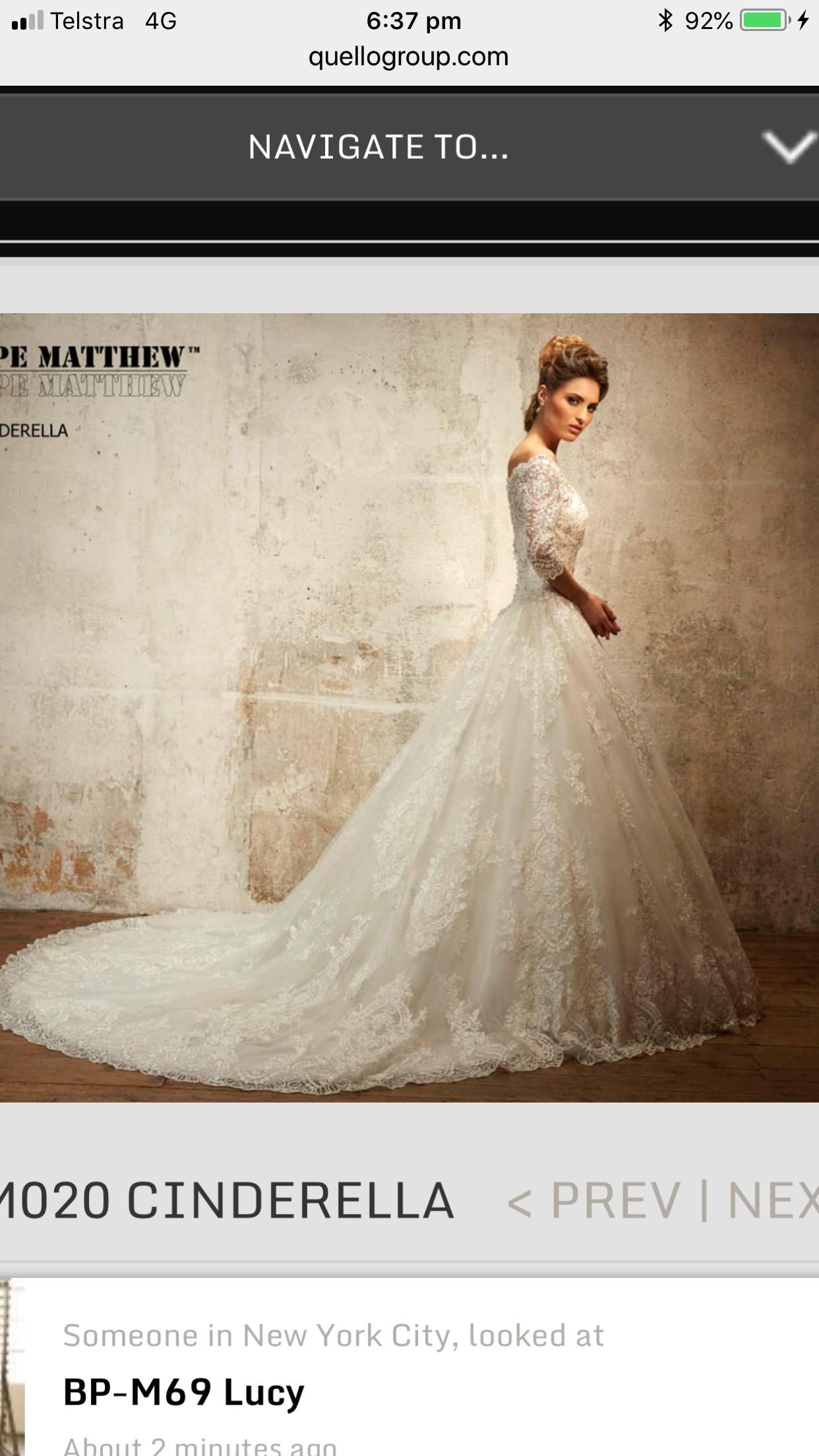 024aa9a57e Ball Gown - Sample Wedding Dresses - Stillwhite