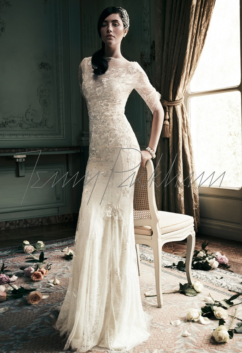 Jenny Packham Mimosa Second Hand Wedding Dress On Sale 54 Off