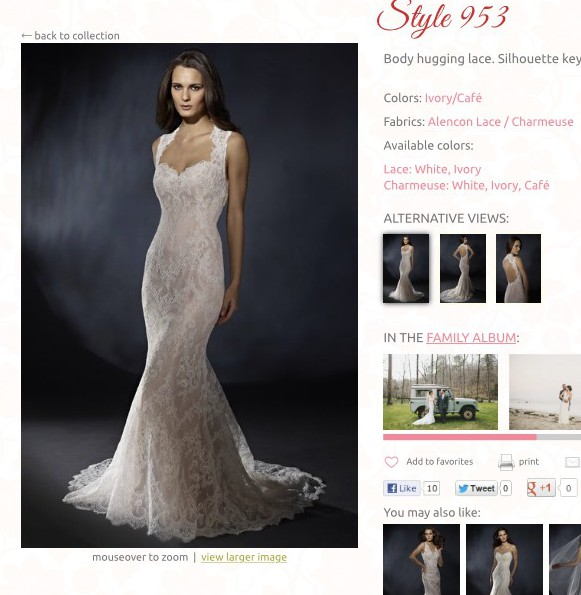 Marisa 953 - Used Wedding Dresses - Stillwhite