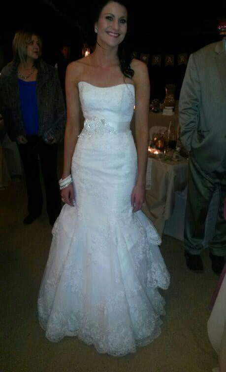 Maggie Sottero Larissa Preowned Wedding Dress on Sale 69% Off