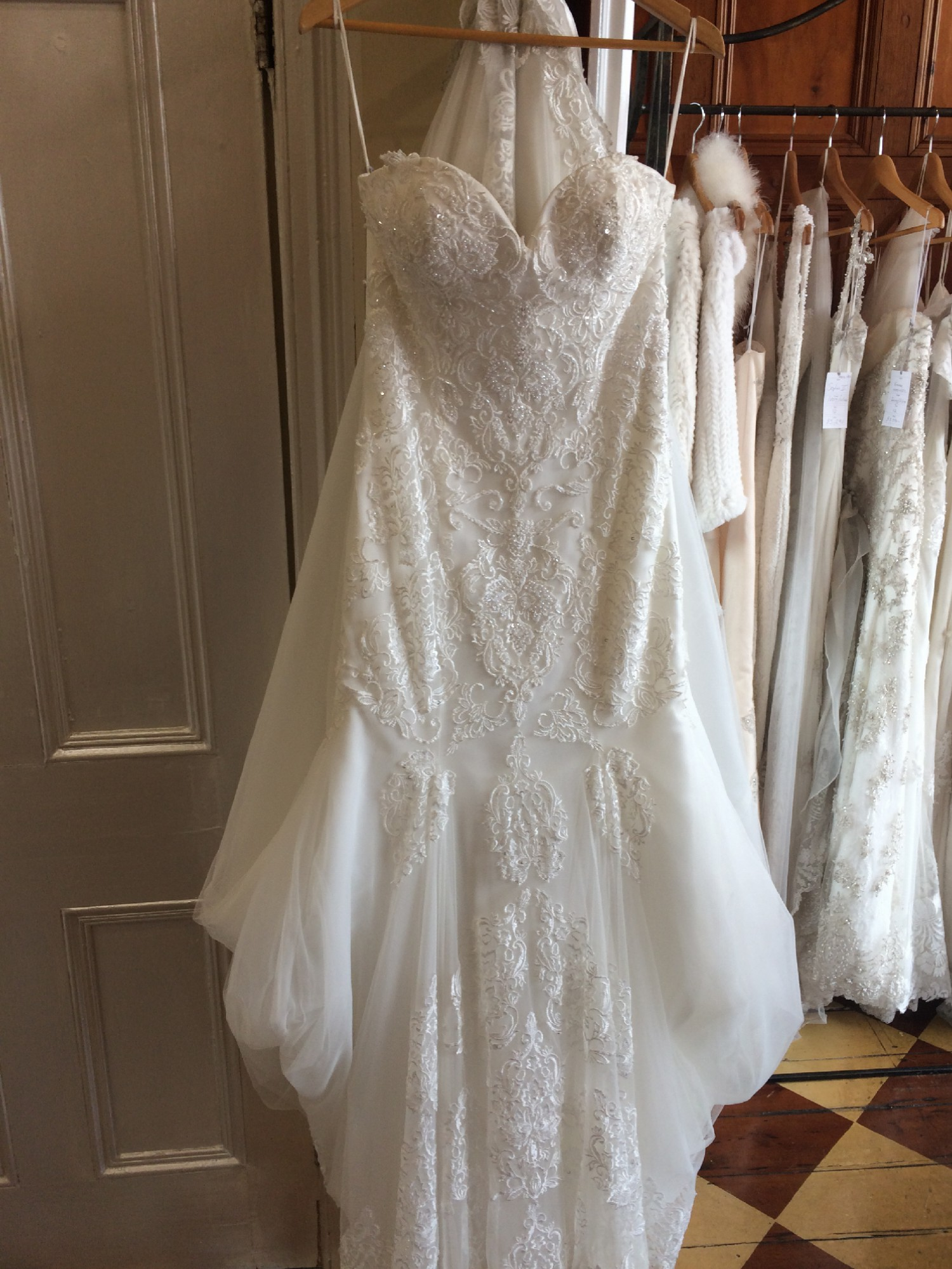 Brides of armadale second hand wedding dress on sale 56 off for Second hand wedding dresses for sale