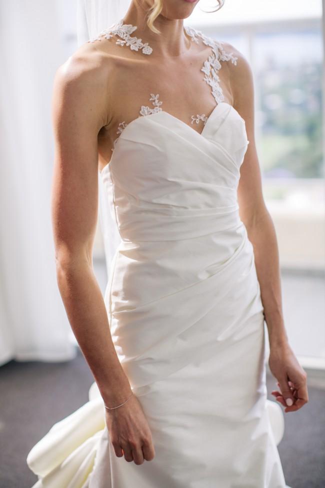 Low Back Wedding Dresses Sydney : Hayley paige daffodil wedding dress on sale off