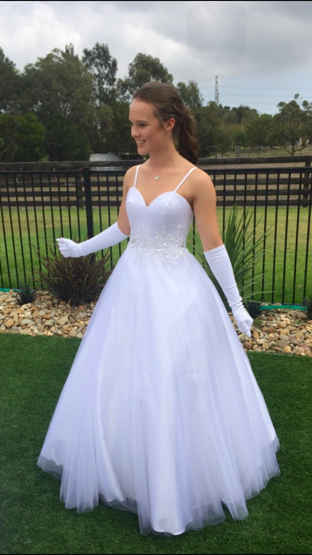 Madison James Debutante Dress - Used Wedding Dresses - Stillwhite