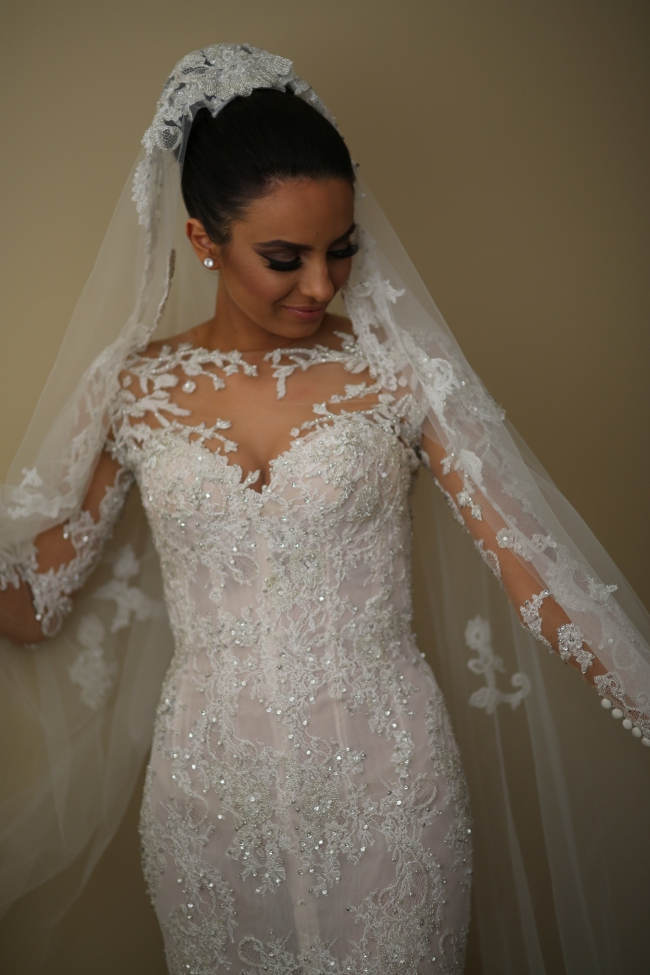 Steven khalil tania preowned wedding dress on sale for Steven khalil wedding dresses cost