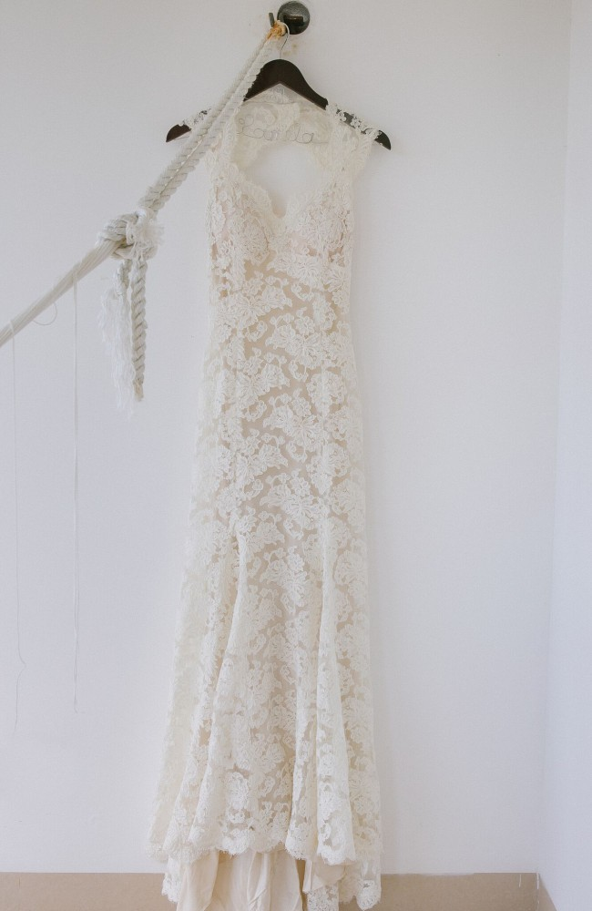 Monique Lhuillier Scarlet - Second Hand Wedding Dresses - Stillwhite