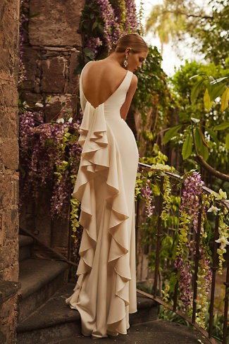 BHLDN Badgley Mischka Valentina Gown By