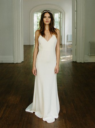 Alexandra Grecco Maia Sample Wedding Dress On Sale 41 Off Stillwhite